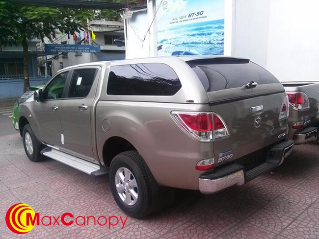 nap day canopy mazda bt50 gse