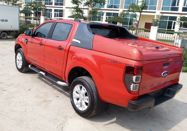 nap thung fullbox Ford Ranger Wildtrak