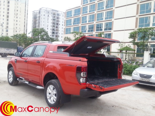 nap thung Ford Ranger wildtrak all new