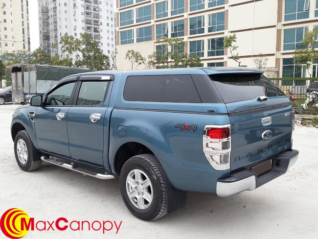 nap thung canopy ford ranger 2014
