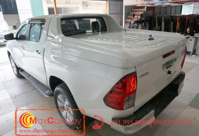 nap thung carryboy cb762 Toyota Hilux