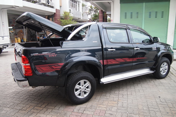 nap thung carryboy grx hilux