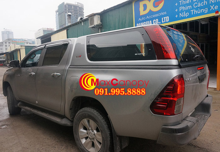 nap thung carryboy s7 Toyota Hilux