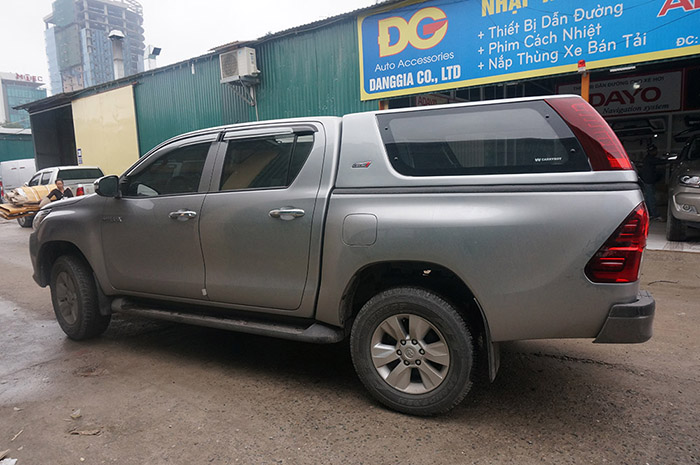 nap thung carryboy s7 Toyota Hilux Revo 2016 1