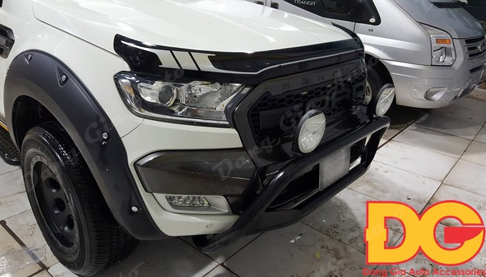 op luot gio xe Ford Ranger 2016