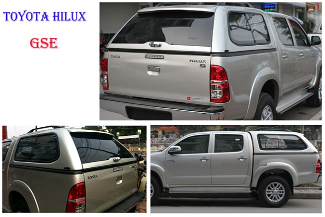 thay kinh canopy toyota hilux gse