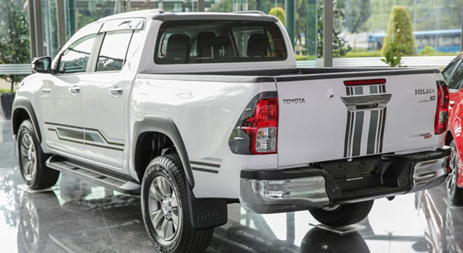 Toyota Hilux 2.4G Limited Edition 2017