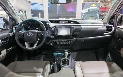 Toyota Hilux 2017 bản nâng cấp 5