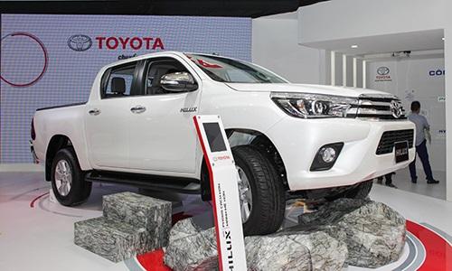Toyota Hilux 2017 bản nâng cấp 8