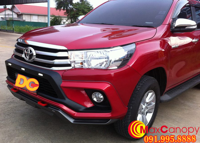Toyota Hilux do can truoc badosoc