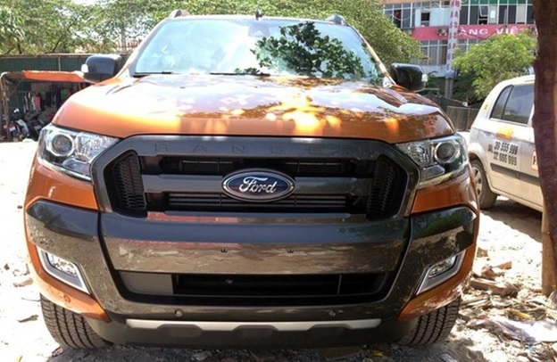 xe Ford Ranger Wildtrak 2015 new