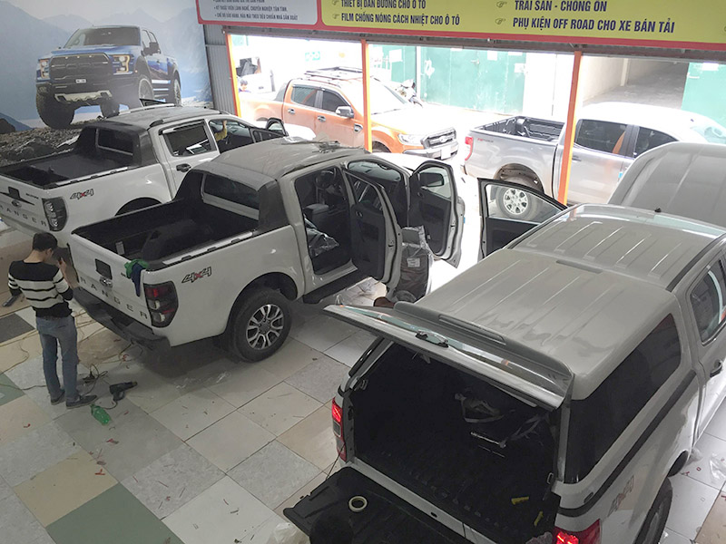 xuong dich vu danggiaauto Accessories