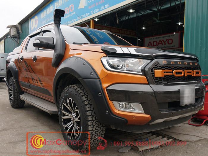 Dự kiến giá xe bán tải tại Việt Nam sẽ tăng trong năm 2017
