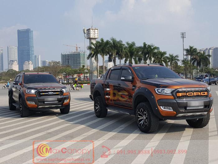 Ford Ranger độ phong cách OffRoad - Đặng Gia Auto