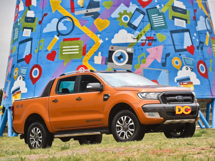 Ford Việt Nam triệu hồi gần 15000 chiếc Ranger do lỗi khóa ghế sau