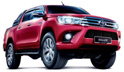Toyota Hilux 2016 bán tại Malaysia rẻ hơn 100 triệu so với Việt Nam