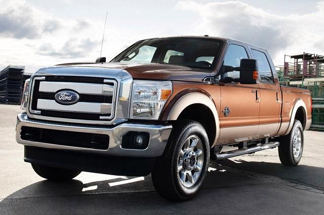 Xe bán tải Ford lọt top các dòng xe có sức sống mãnh liệt