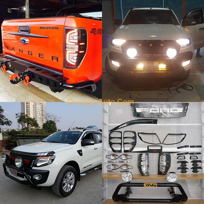 Báo giá phụ kiện theo xe Ford Ranger