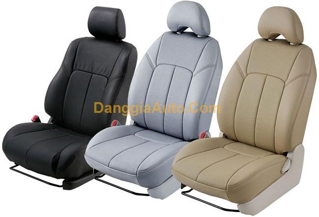 Bọc ghế da ô tô - xe hơi Hà Nội