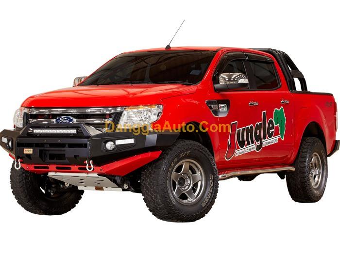 Cản trước Ford Ranger hãng Piak Jungle