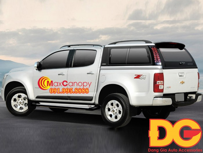 Carryboy G3 - Nắp cao Chevrolet Colorado