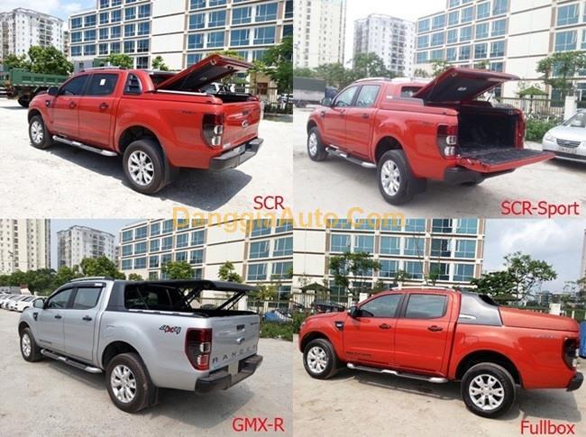 Đồ chơi - Phụ kiện xe pickup Ford Ranger
