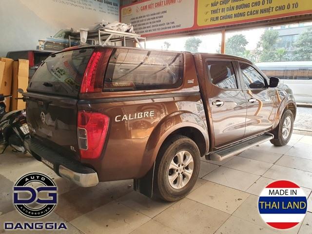 Nắp canopy Carryboy S7 Nissan Navara NP300