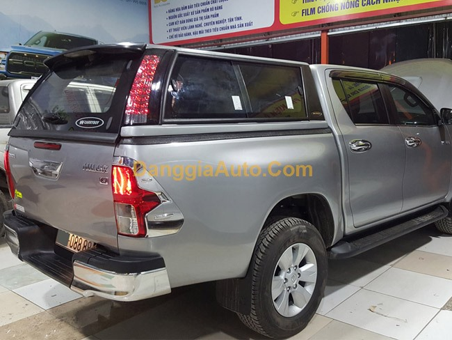 Nắp cao Carryboy G3 xe Toyota Hilux