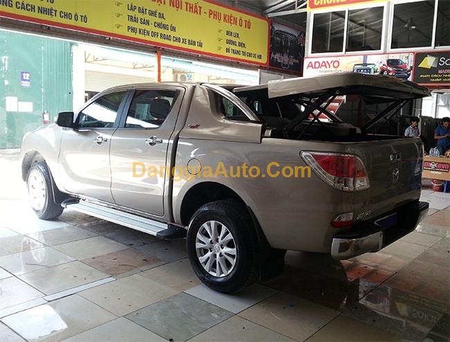 Nắp điện Carryboy GMX bán tải Mazda BT50