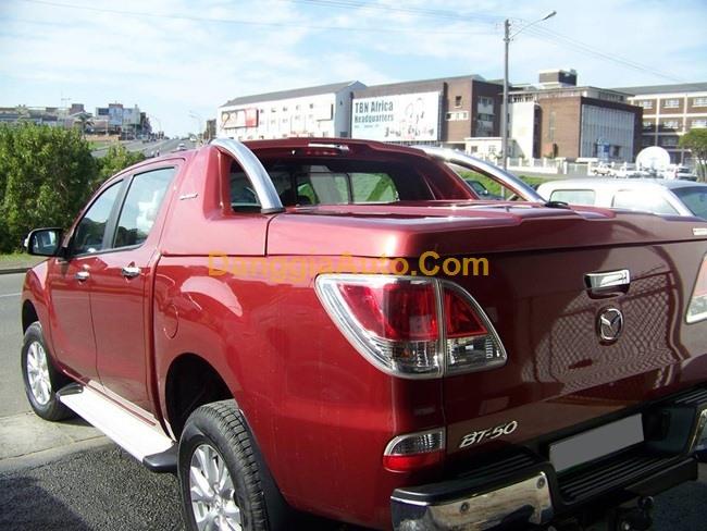 Nắp thấp Carryboy GRX Mazda BT50