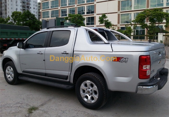 Nắp thấp Carryboy GRX pickup Chevrolet Colorado