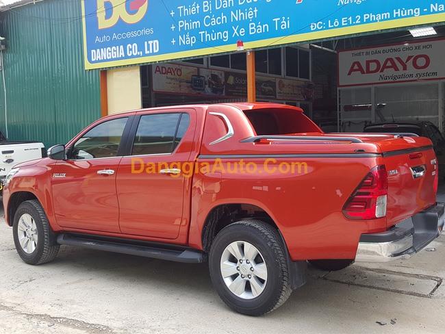 Nắp thấp Toyota Hilux Revo SCR