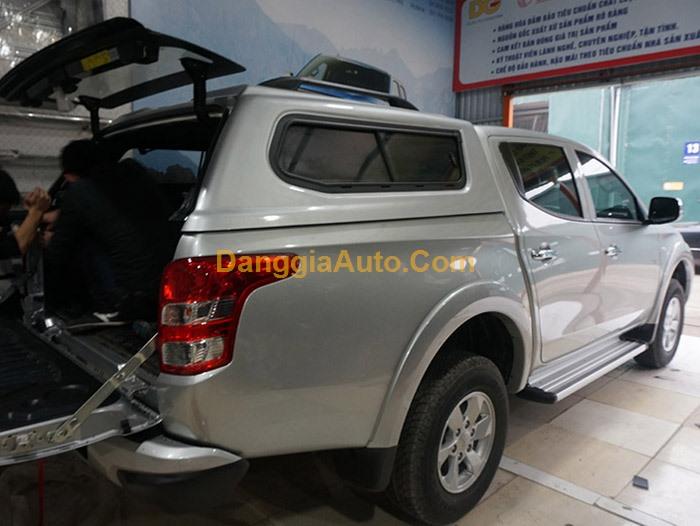 Nắp thùng Canopy Mitsubishi Triton ABS