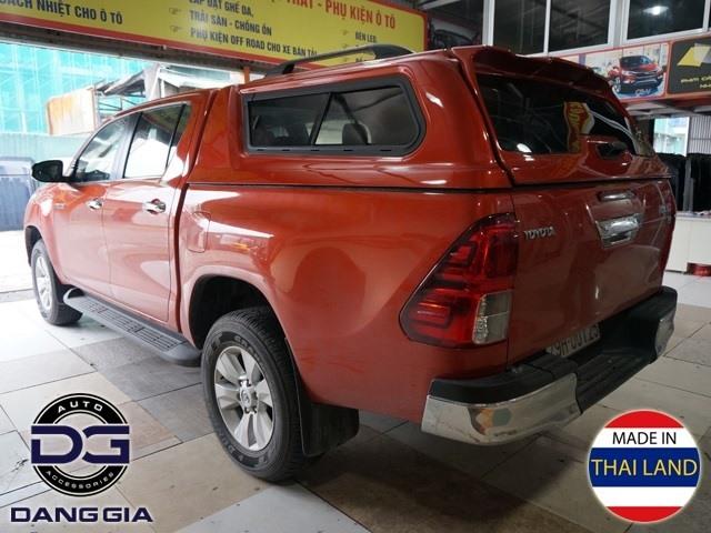 Nắp thùng canopy Toyota Hilux MaxTop Series-3