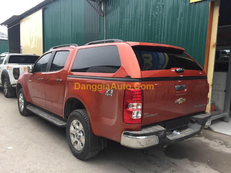 Nắp thùng cao Canopy Chevrolet Colorado GSE