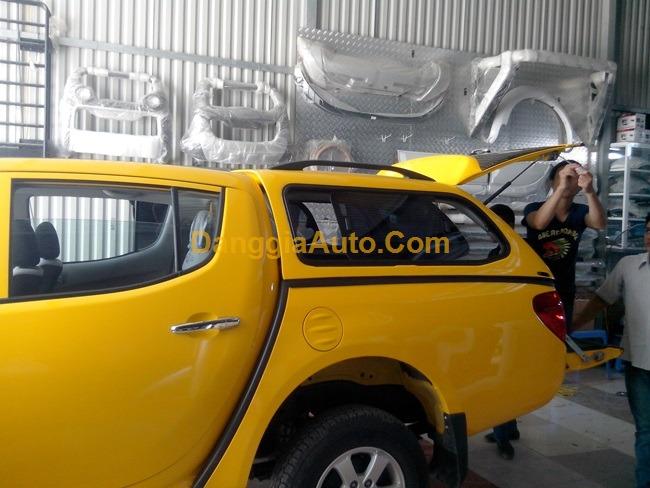 Nắp thùng  cao canopy Mitsubishi Triton GSE