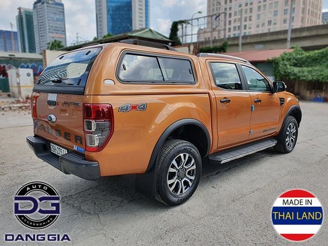 Nắp thùng cao Ford Ranger ABS