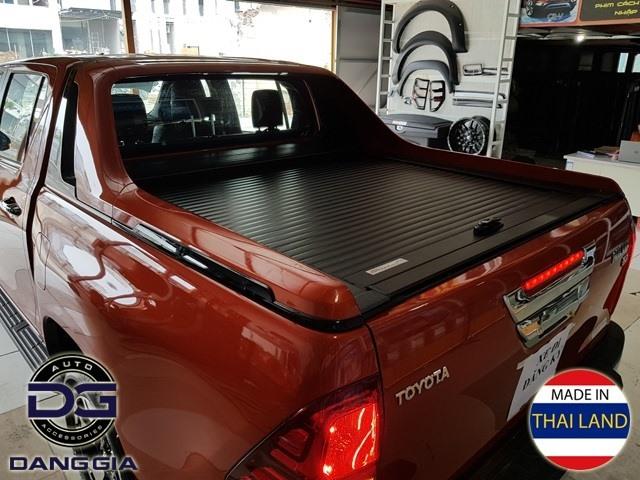 Nắp thùng cuộn Carryboy CB-789 Thái Lan xe Hilux 2019