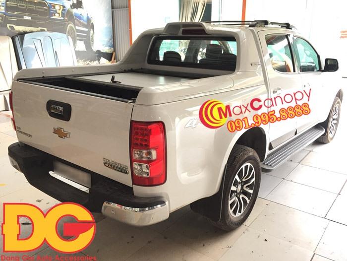 Nắp thùng cuộn Chevrolet Colorado