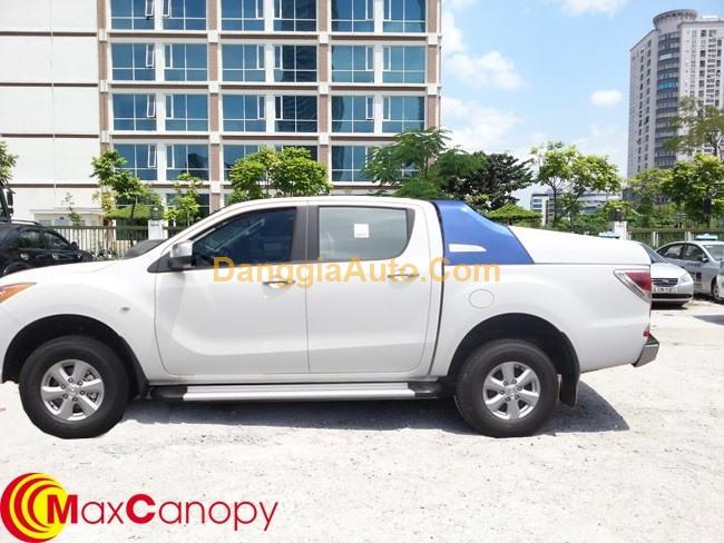 Nắp thùng Mazda BT50 thấp Carryboy Fullbox