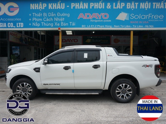 Nắp thùng SCR-Sport Thái Lan 2017 xe Ranger