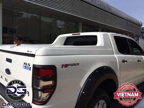 Nắp thùng thấp Karuna xe Ford Ranger
