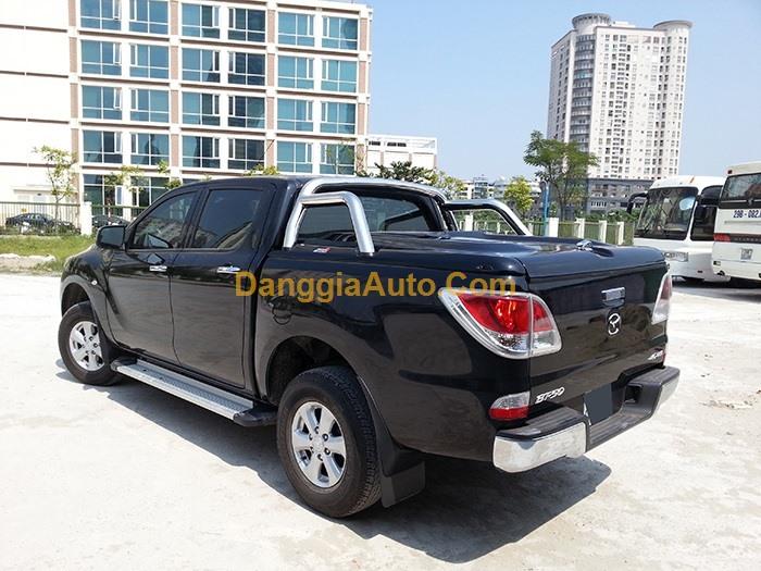 Nắp thùng thấp Mazda BT50 SCR-Inox