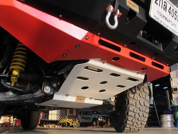 Tấm chắn bùn - Bảo vệ gầm xe Ford Ranger