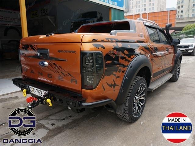 Bán nắp Allnew Sport cho Ford Ranger của Thái Lan